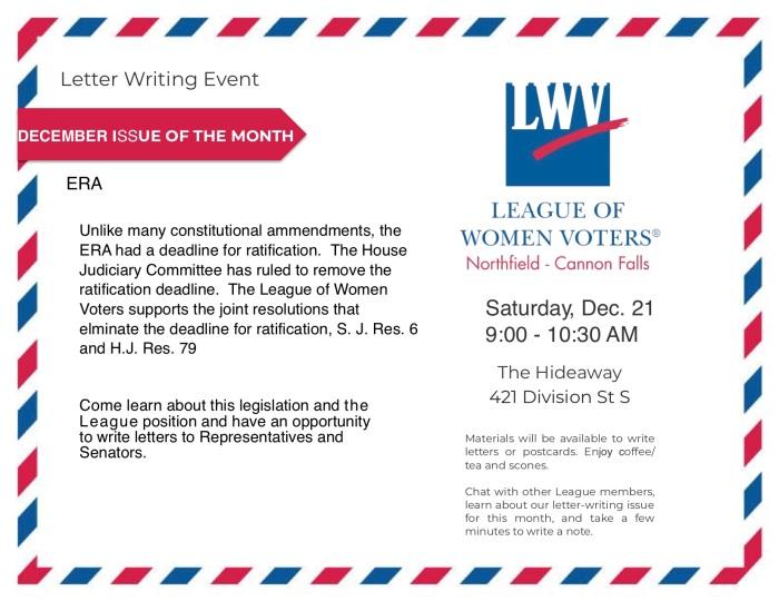LeaguePoster_LetterwritingDEC2019